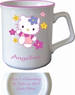 "Kindertasse ""Kitty"" mit Namen"